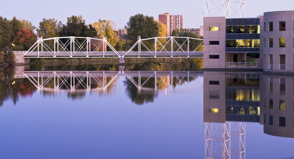 Ottawa bridges stock photos by Michel Loiselle