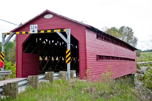 wakefield covered bridge
