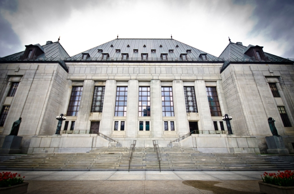 Supreme Court of Canada photo by Michel Loiselle
